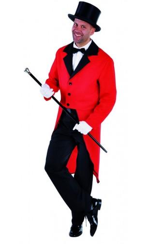 location d guisement veste queue de pie rouge paris chez. Black Bedroom Furniture Sets. Home Design Ideas