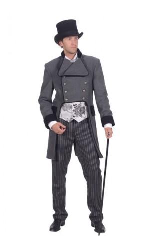 Extrêmement Location déguisement costume 1900 Luxe 2 homme à Paris chez Be Happy GN82