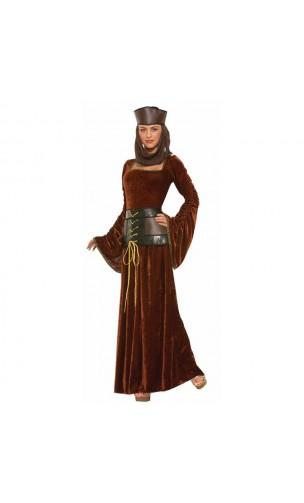 Déguisement dame médiévale