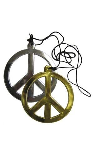 Collier Hippie avec gros pendentif