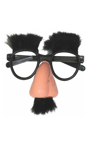 Lunettes Groucho