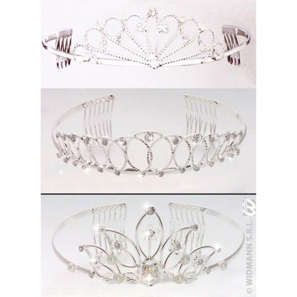 Diad me princesse luxe be happy - Diademe de princesse ...