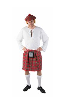 Kilt d'écossais