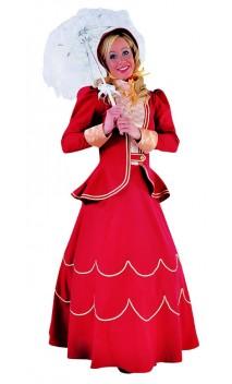 Robe 1900 Rouge