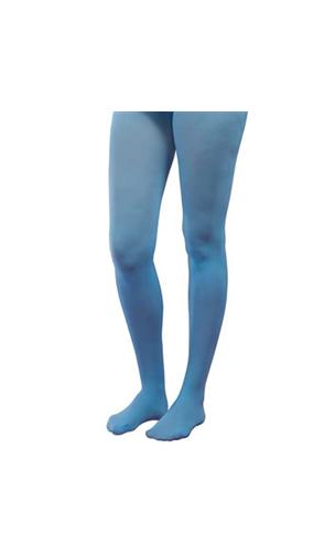 Collant Schtroumpf Bleu
