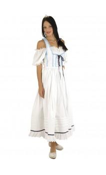 Robe Médiéval Eleonore 2