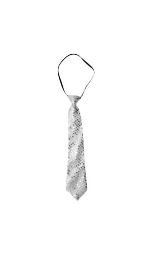 Cravate Argent