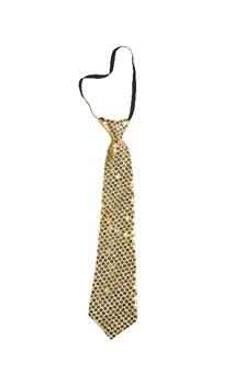 Cravate Dorée