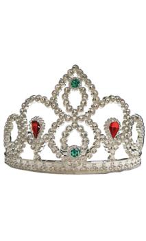 Couronne Reine Argenté