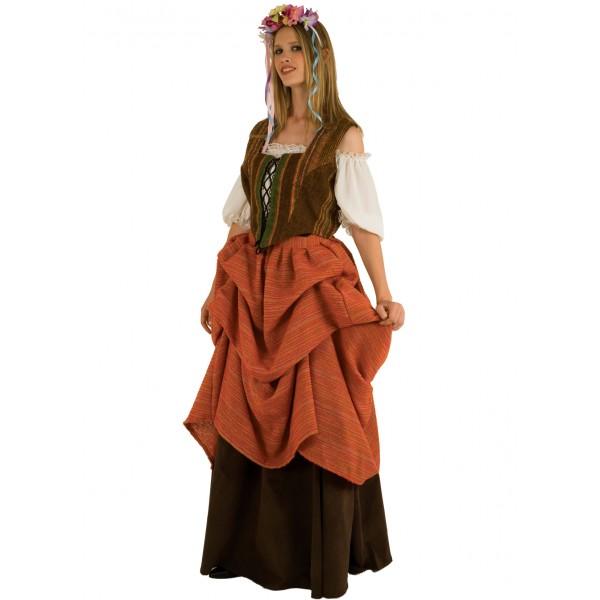 Serveuse Médiévale Luxe