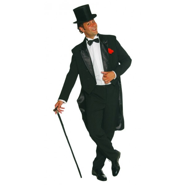 Location déguisement costume queue de pie adulte à Paris chez Be Happy d4df3b1a7e5
