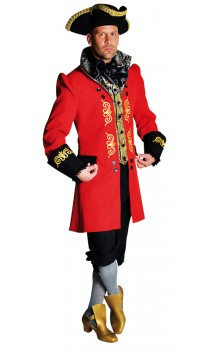 Costume Marquis Rouge