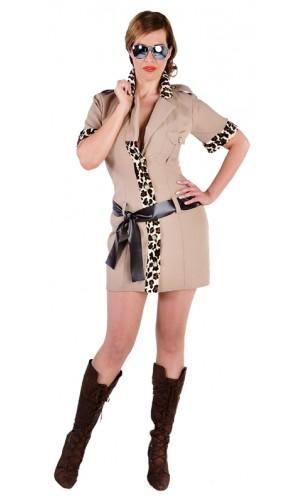 Déguisement Safari Femme