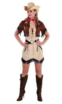 Robe Western Cowgirl