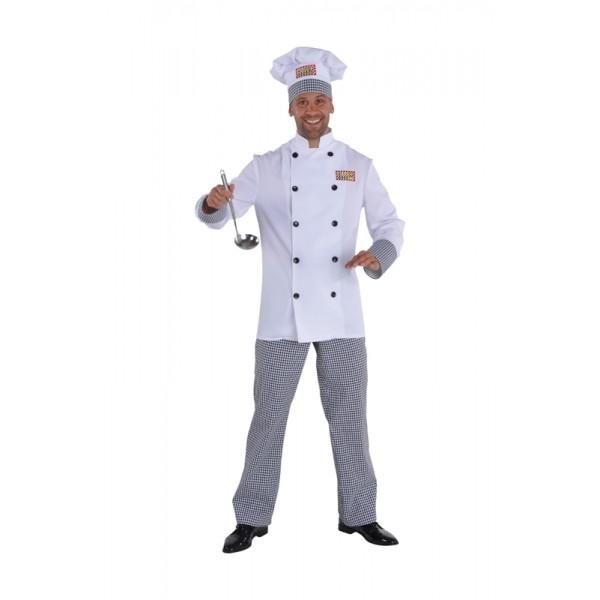 Déguisement Chef Cuisinier