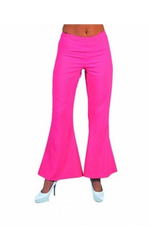Pantalon Année 80 Rose