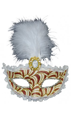 Loup Marquise Dentelle