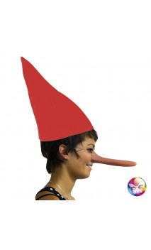 Long Nez Pinocchio