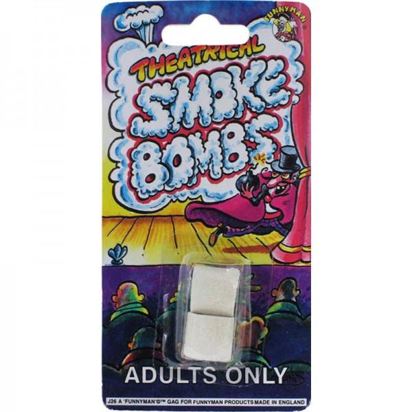 2 Bombes Fumigènes