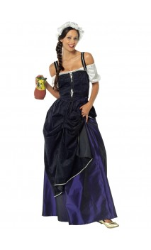 Costume Paysanne Médiévale
