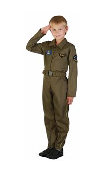 Pilote De Chasse Enfant
