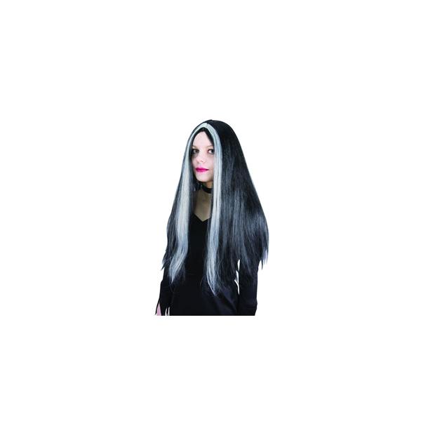 Perruque Sorcière Noir
