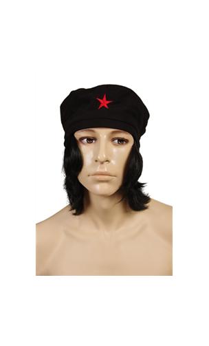 Perruque Che Guevara