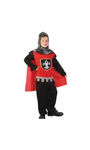 Chevalier Médiéval Enfant Luxe