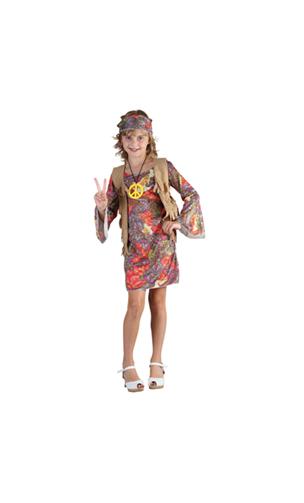 Déguisement Hippie Enfant F