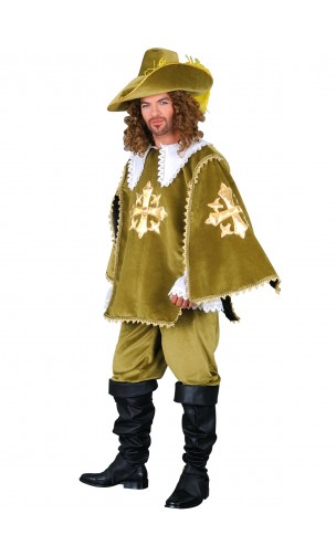 Costume Mousquetaire