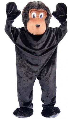 Mascotte Singe Noir
