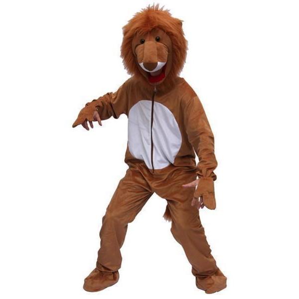 Mascotte Lion