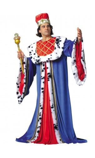 Costume Roi Médiéval