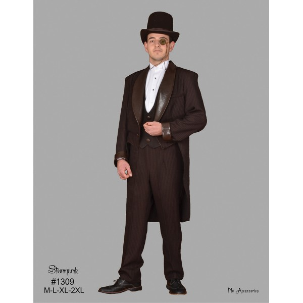 location d guisement costume 1900s luxe abraham lincoln. Black Bedroom Furniture Sets. Home Design Ideas