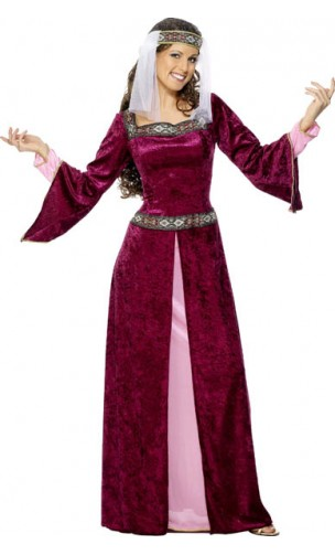 Robe Médiéval Marion