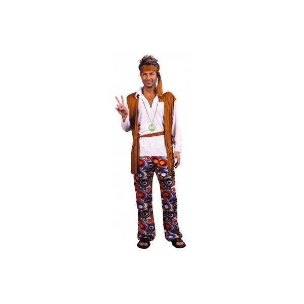 Déguisement Hippie Homme 2