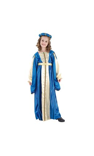 Déguisement Princesse Médieval Enfant