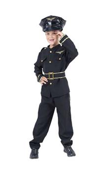 Déguisement Policier Enfant Deluxe