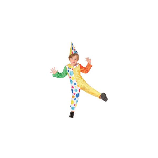 Déguisement Baby Clown Enfant