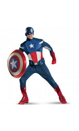 Déguisement Captain América 1
