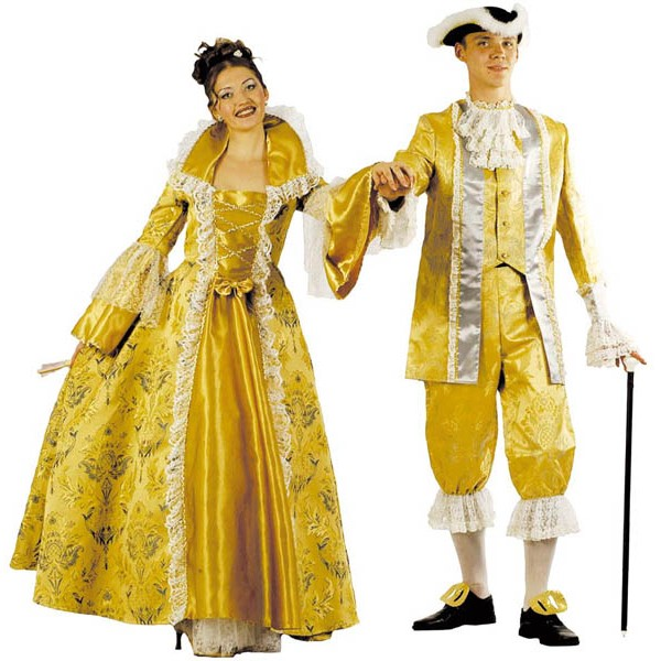 Robe Marquise Merteuil
