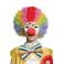 Perruque Clown Multicolore Enfant