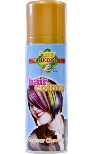 Laque à Cheveux Dorée
