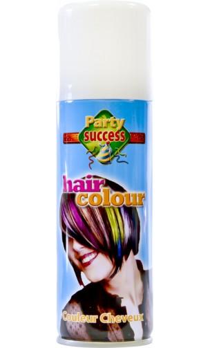 Laque à Cheveux Blanc