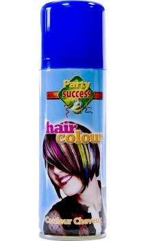 Laque à cheveux Bleu