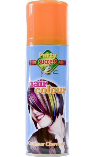 Laque à Cheveux Orange