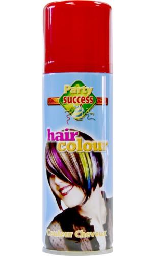 Laque à Cheveux Rouge