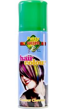 Laque à Cheveux Vert