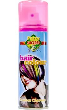 Laque à Cheveux Rose Fluo