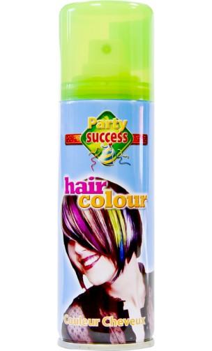 Laque à cheveux Vert Fluo